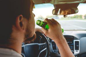 Gründe der MPU: Alkohol