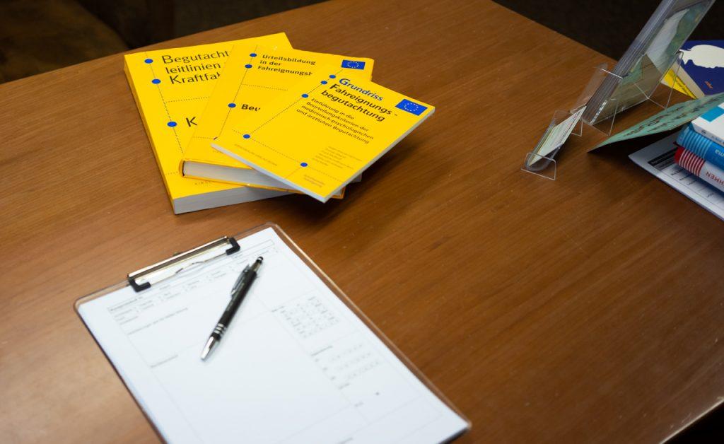 Beurteilungskriterien MPU Vorbereitung