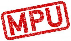 Ablauf der MPU: Stempel MPU